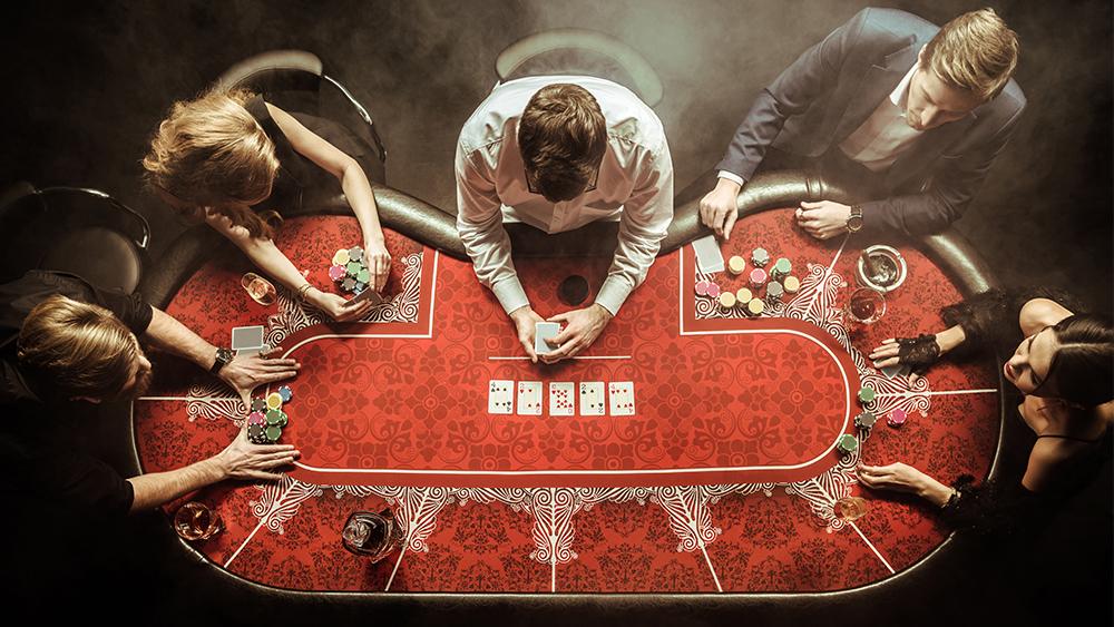 Играть в лайв казино онлайн